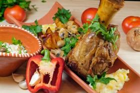AGNEAU;CUISINE;DISH;FOOD;GASTRONOMIE;GASTRONOMY;LAMB;PLAT;PORTUGAIS;PORTUGAL;PORTUGUESE