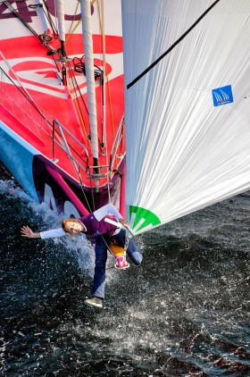 BATEAU;BOAT;VOILE;SAIL;COURSE;RACE;LARGE;OFFSHORE;IMOCA