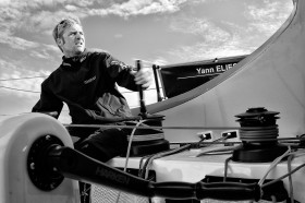 BATEAU;BOAT;COURSE;IMOCA;LARGE;OFFSHORE;RACE;SAIL;VOILE;PORTRAIT;IMOCA;A BORD;ON BOARD