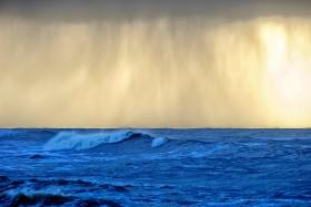 MER;SEA;VAGUE;WAVE;GRAIN;PLUIE;AVERSE;RAIN;SHOWER;MORBIHAN