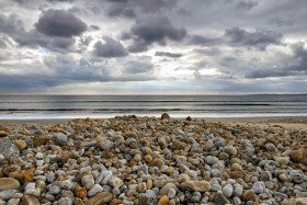 BEACH;BORD DE MER;MORBIHAN;PLAGE;SEASCAPE;GALET;PEBBLE