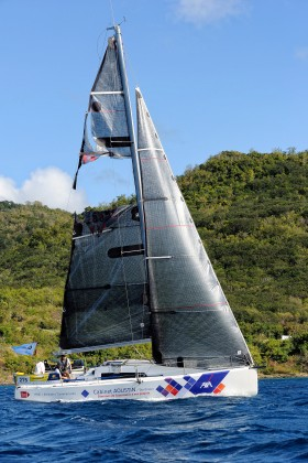 COURSE;DUO;OFFSHORE;RACE;REGATE;REGATTA;SAILING;SINGLE HANDED;SOLO;TRANSAT;TRANSATLANTIQUE;VOILE;DECHIRE;DESTROYED