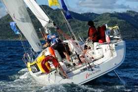 TRANSAT;TRANSATLANTIQUE;VOILE;SAILING;RACE;COURSE;REGATE;REGATTA;OFFSHORE;SOLO;DUO;SINGLE HANDED