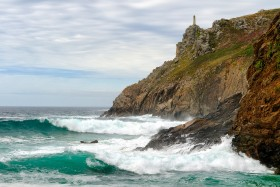BORD DE MER;SEASHORE;VAGUES;WAVES;COTE;COAST;AMER;ROCHER;ROCK;DAYMARK
