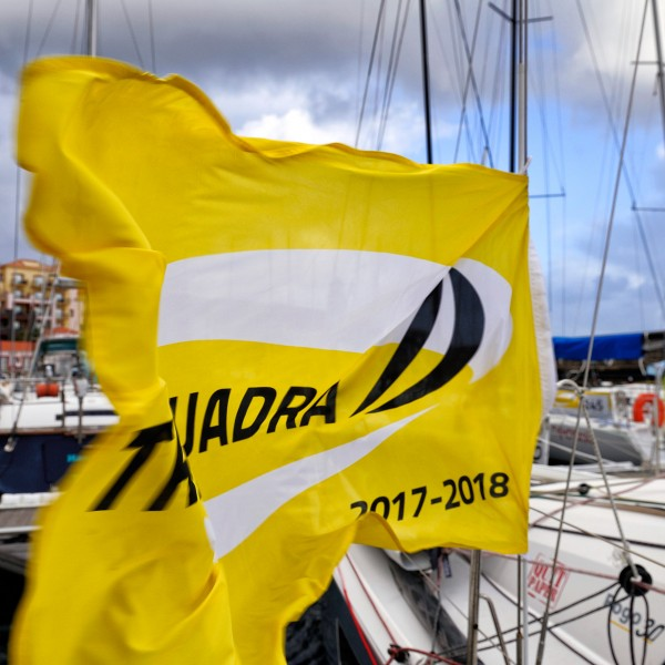 COURSE;DUO;OFFSHORE;RACE;REGATE;REGATTA;SAILING;SINGLE HANDED;SOLO;TRANSAT;TRANSATLANTIQUE;VOILE;DRAPEAU;PAVILLON;FLAG